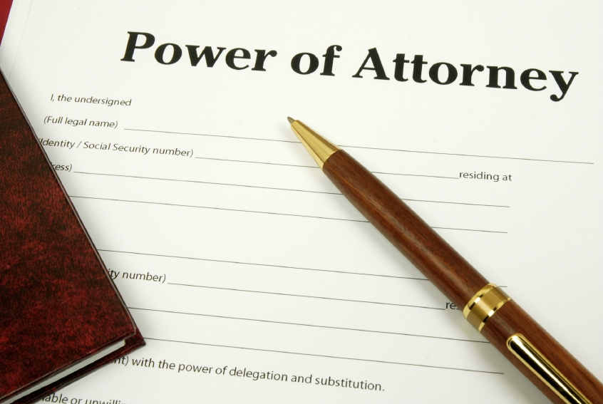 Indianapolis Power of Attorney